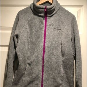 Columbia Fleece Jacket - Size L